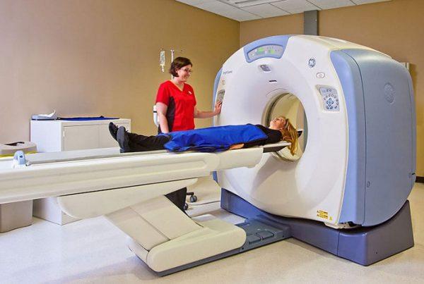 تصویربرداری CT-Scan بهتر است یا MRI
